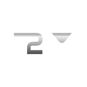 B2M silberweiß