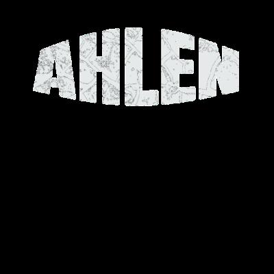 Ahlen / Ahlener - Du kommst aus Ahlen? Bist ein Ahlener? Dann ist das hier das perfekte Shirt, Pullover, Hoodie, Kinderkleidung oder auch Tasse, Mütze und ähnliches - auch als Geschenk! - Ahlener,Ahlen Tasse,Ahlen T-Shirt,Ahlen Shirt,Ahlen Pullover,Ahlen
