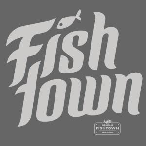 Fishtown Swoosh gray