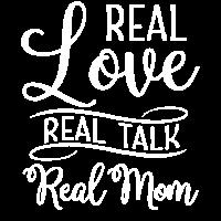 Echte Rede Echte Mutter