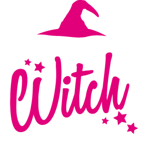 Baddest Witch in Town Pink