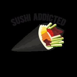 Sushi addicted te maki sushi