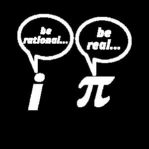 Mathematiker Rechnen Mathe Beweise Geschenk