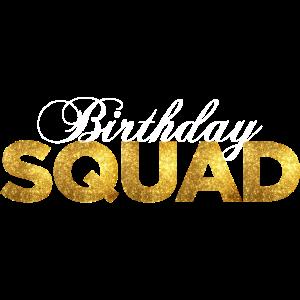 Geburtstags-Trupp