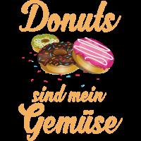Donuts sind mein Gemüse