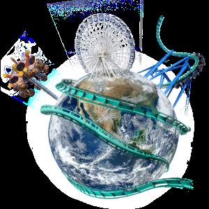 Roller Kugel Coaster