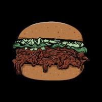 Pulled Pork Smoker Smoken BBQ Lecker Essen Burger