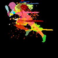 Sprinter Sprint Läufer Laufen Joggen Sport