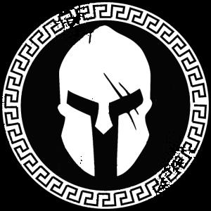 Sparta mit Muster