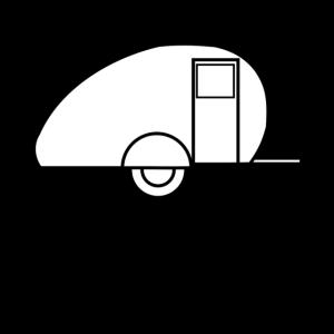 Campe oder stirb Zelten Wohnwagen
