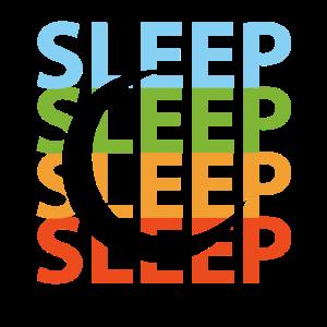 Schlaf Schlafen Schläfer Mond