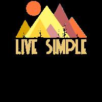 Explore Reisen Camping Natur Live Simple