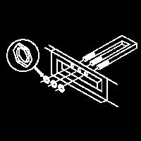 Unmögliches Objekt Illusion Optische Täuschung