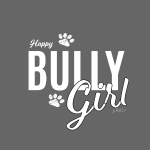 Happy Bully Girl - White Edition