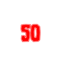 50 fünfzig Geburtstag 50er