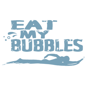 Schwimmen essen mein Blasen-Hemd