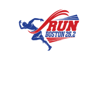 Führen Sie Boston 26.2 Distance Runner Finisher aus
