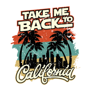 004 Take me back to California
