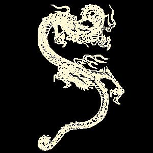 Asiatischer Drachen