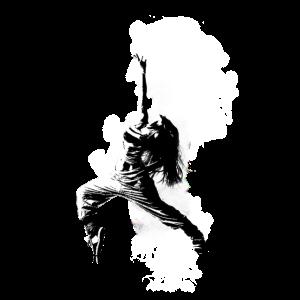 Rauch Tanz (weiß)
