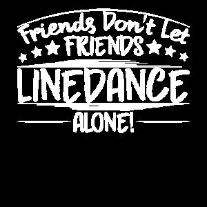 Frients Lassen Sie Freunde nicht alleine leinen