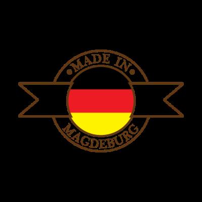 Magdeburg - Magdeburg - Magdeburg Deutschland,Magdeburg Skyline,Magdeburg Fußball,Ich liebe Magdeburg,Magdeburg,Geschenk,Magdeburg Vorwahl,Magdeburg Stadt