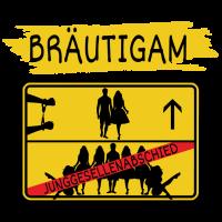 Junggesellenabschied JGA Team Bräutigam