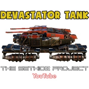 Devastator Tank by Sethioz