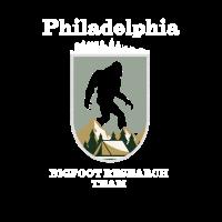 Bigfoot Research Team Philadelphia Versteckspiel Kunst