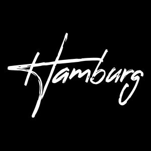 Hamburg T-Shirt HH Kreis Vintage Geschenk