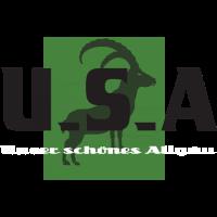 Unser schönes Allgäu Print, Steinbock, Allgäuer