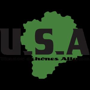 Unser schönes Allgäu Print, USA, Allgäuer, Allgäu
