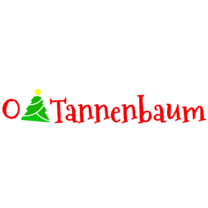 O Tannenbaum Weihnachtslied
