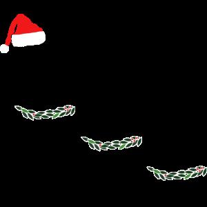 Ho Ho Ho Holmium Chemie Weihnachtsmütze