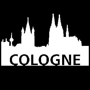 Köln Kölner Dom Karneval