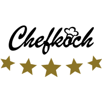5 Sterne Chefkoch Sternekoch  Kochjacke