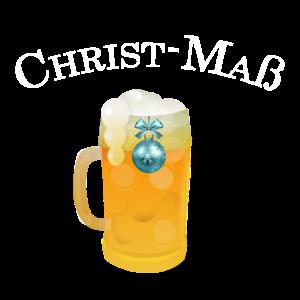 Weihnachten Bier