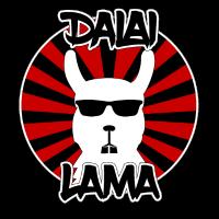 Dalai Lama Bestseller cooles Lama Shirt