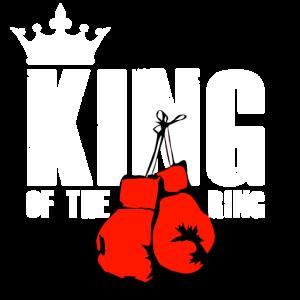 Sport Shirt · king of the ring · Boxer Geschenk