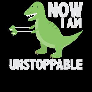 T-Rex kurze Arme Greifarm unaufhaltbar Geschenk