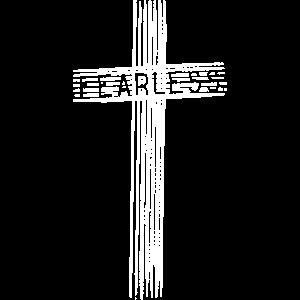 Fearless Jesus Kreuz