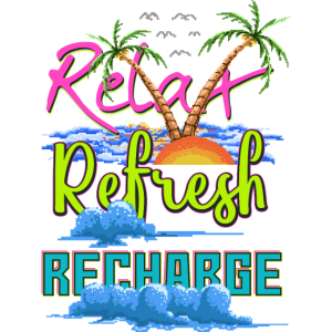 Relax Refresh Recharge