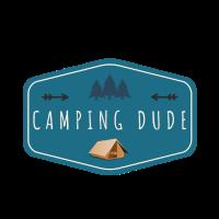 Camping Dude Outdoor Zelt Zelten Outdoor Geschenk