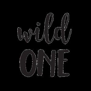 Wild One  Geschenk Geschenkidee