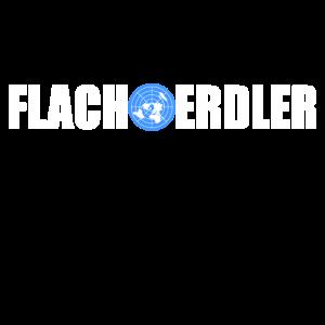 Flacherdler Flache Erde Weltbild Welt Scheibe Welt