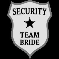 Security Team Braut Junggesellinnenabschied JGA