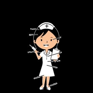 Krankenpflegerin Krankenschwester-Anatom Geschenk