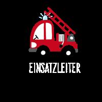 Feuerwehrauto Kinder Feuerwehrmann Einsatzleiter