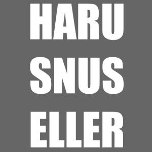 HARUSNUSELLER