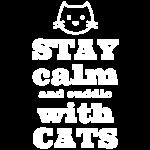 Calm Cuddle Cats